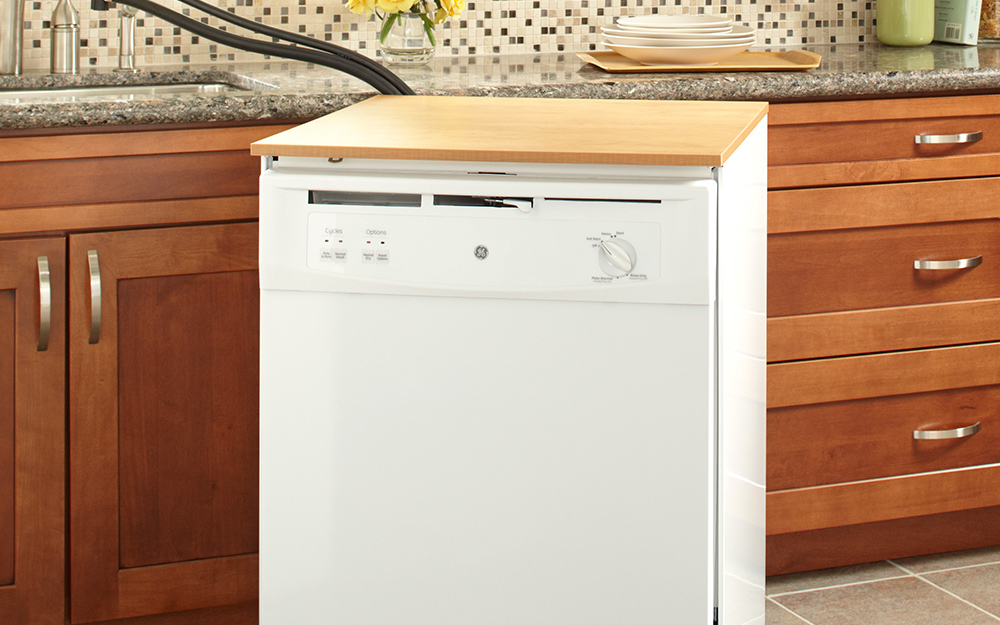 choosing a dishwasher