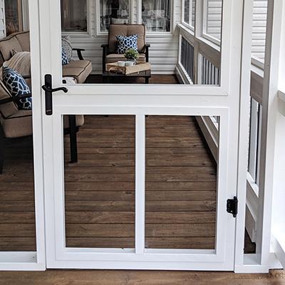 DIY Screen Door Project
