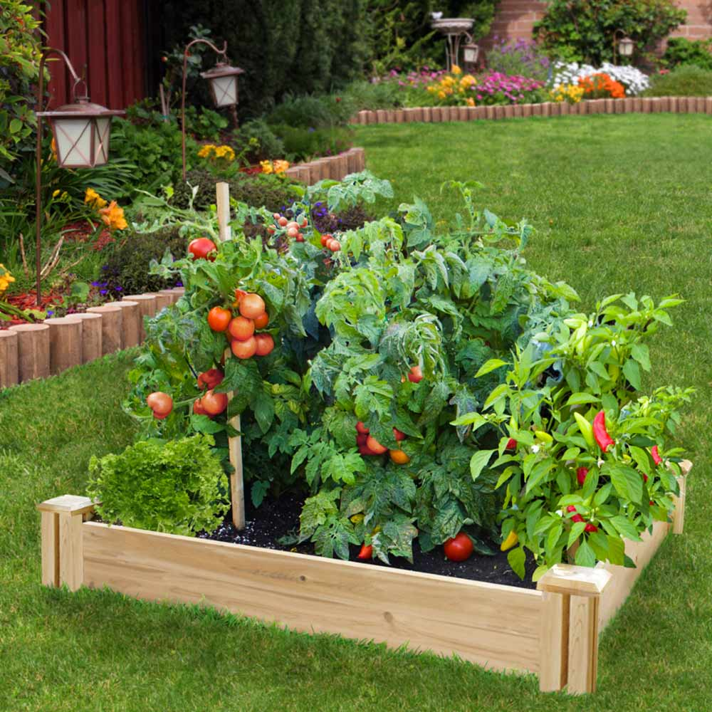 How To Maintain A Raised Garden Bed The Home Depot