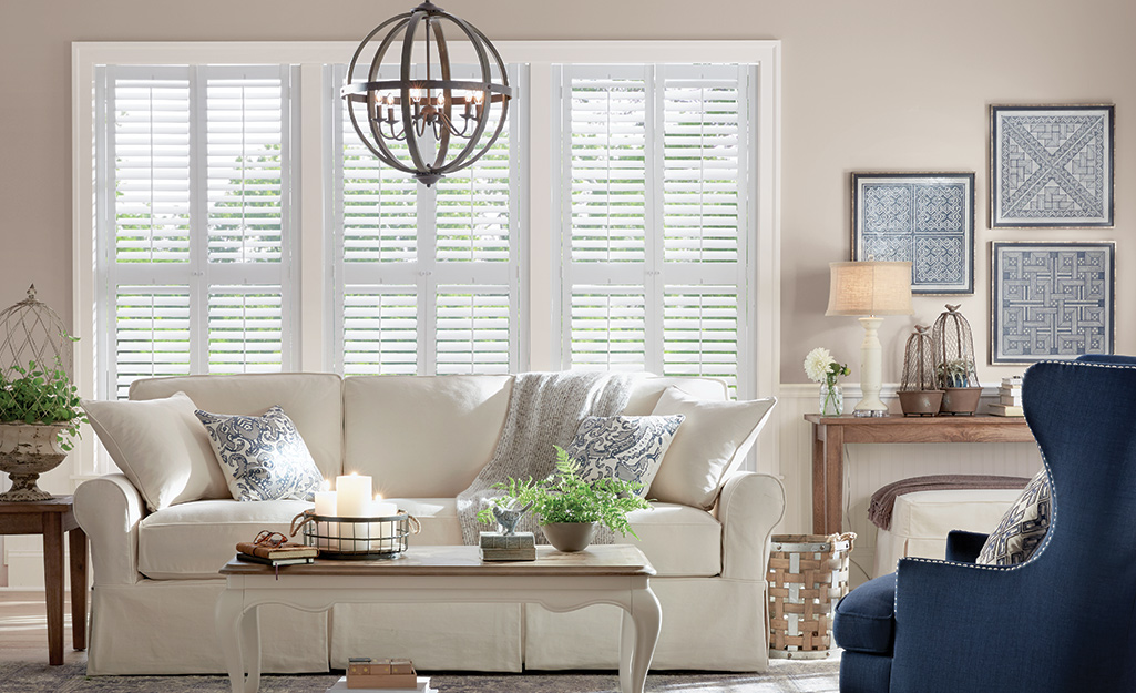 Energy Efficient Window Treatments The Home Depot
