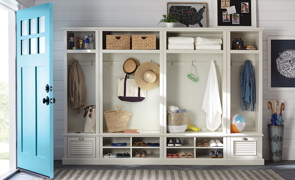 14 Entryway Decorating Ideas The Home Depot
