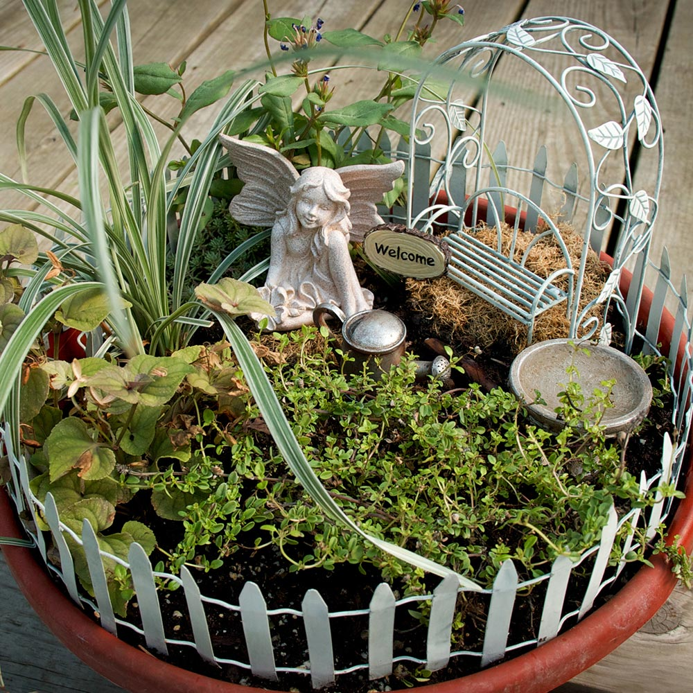 Fairy Garden Ideas - The Home Depot