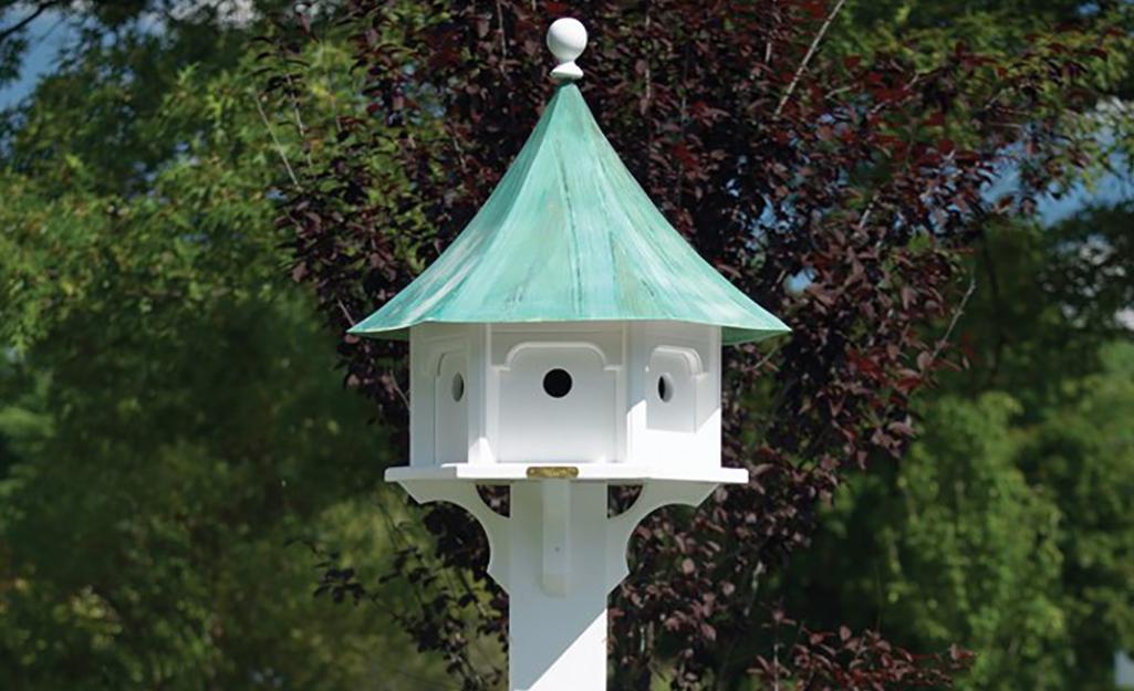 Statement Bird Houses