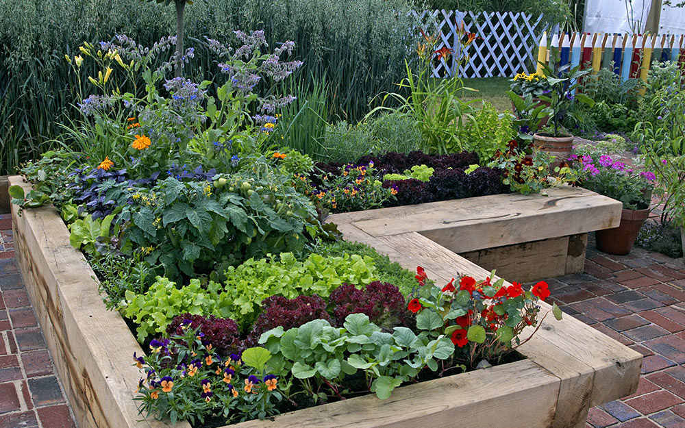 Garden Design Ideas The Home Depot