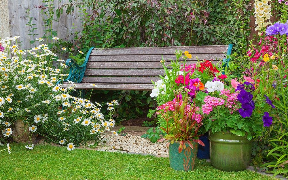 Garden Patio Ideas The Home Depot