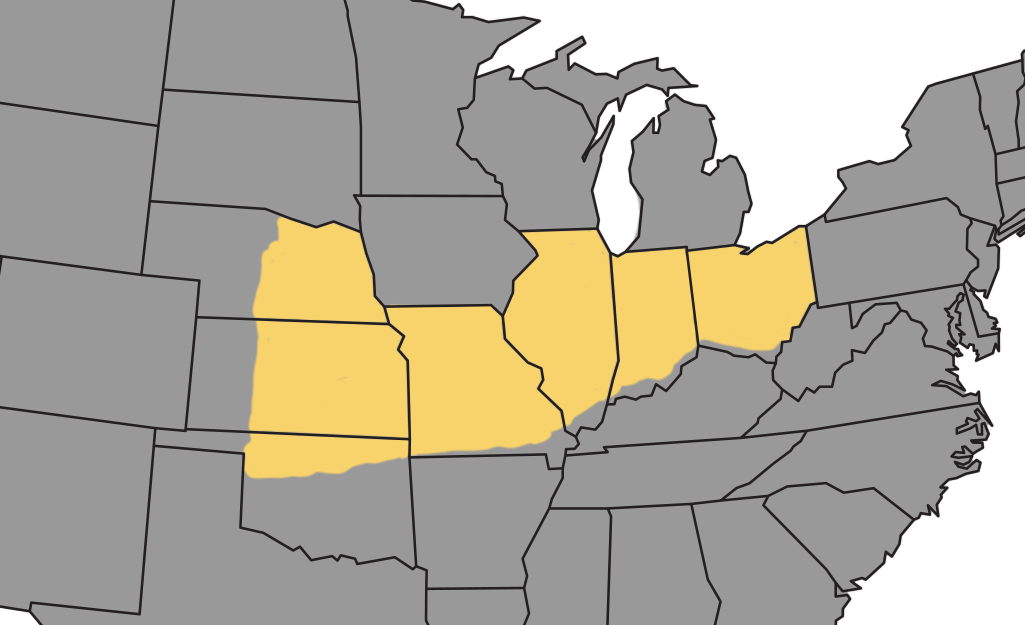 Central Midwest