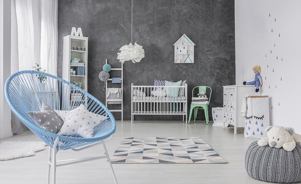 Gender Neutral Nursery Ideas The Home Depot