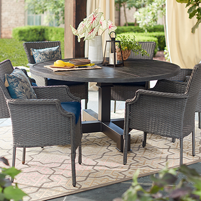 Get Farmhouse Style for Your Outdoor Space