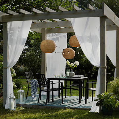 Get in the Moment With Modern Style for Your Outdoor Space