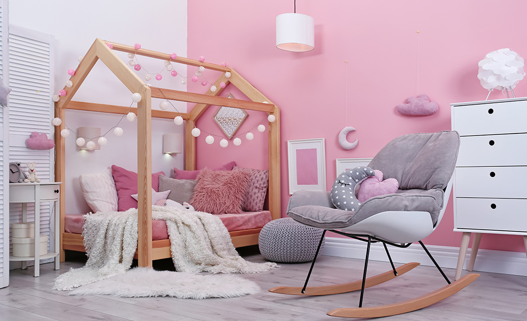 Girl Bedroom Ideas - The Home Depot