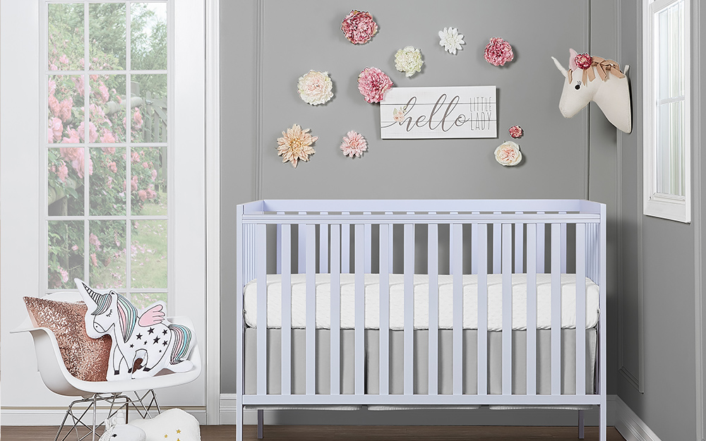 Girl Nursery Ideas - The Home Depot