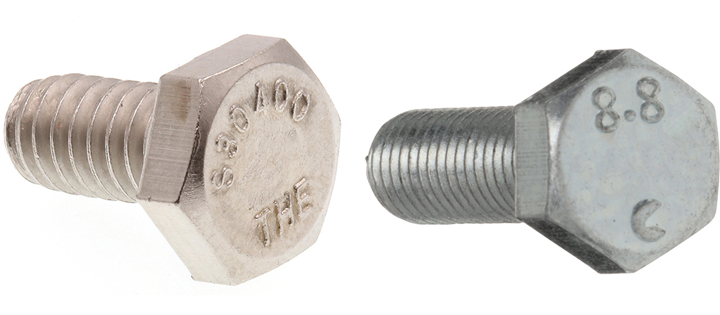 Grades Of Bolts The Home Depot