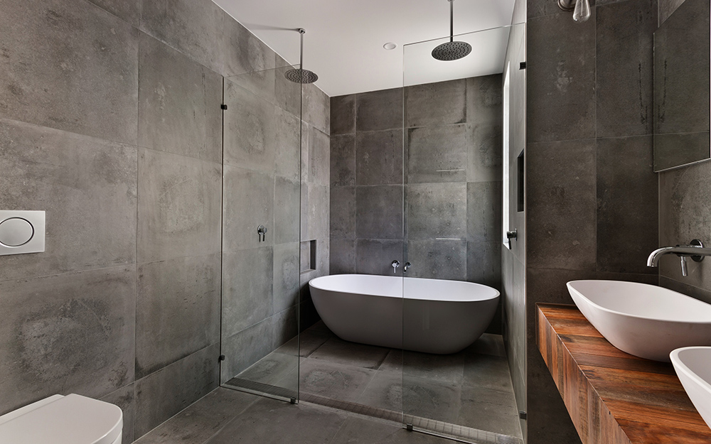 Gray Bathroom Ideas The Home Depot
