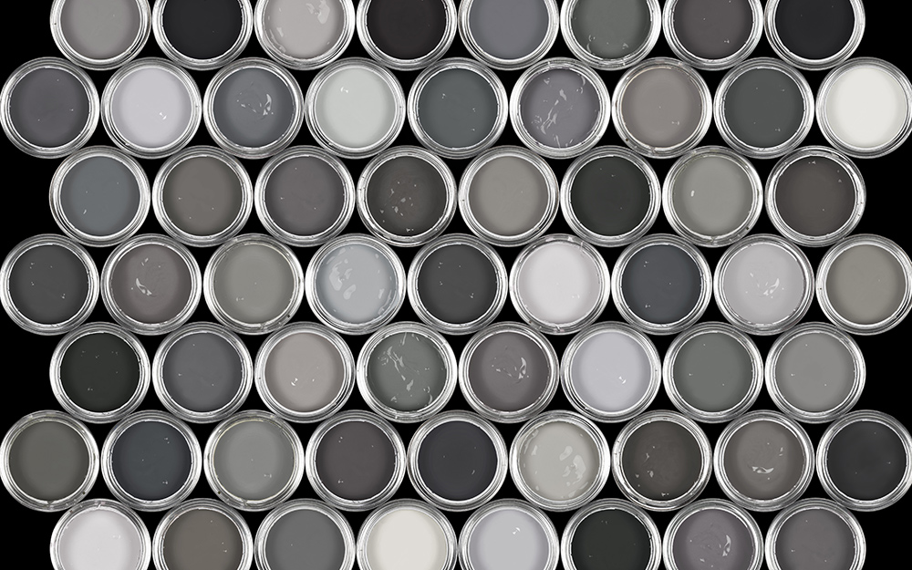shades of gray paint