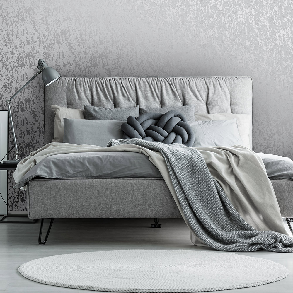 Gray Bedroom Ideas - The Home Depot