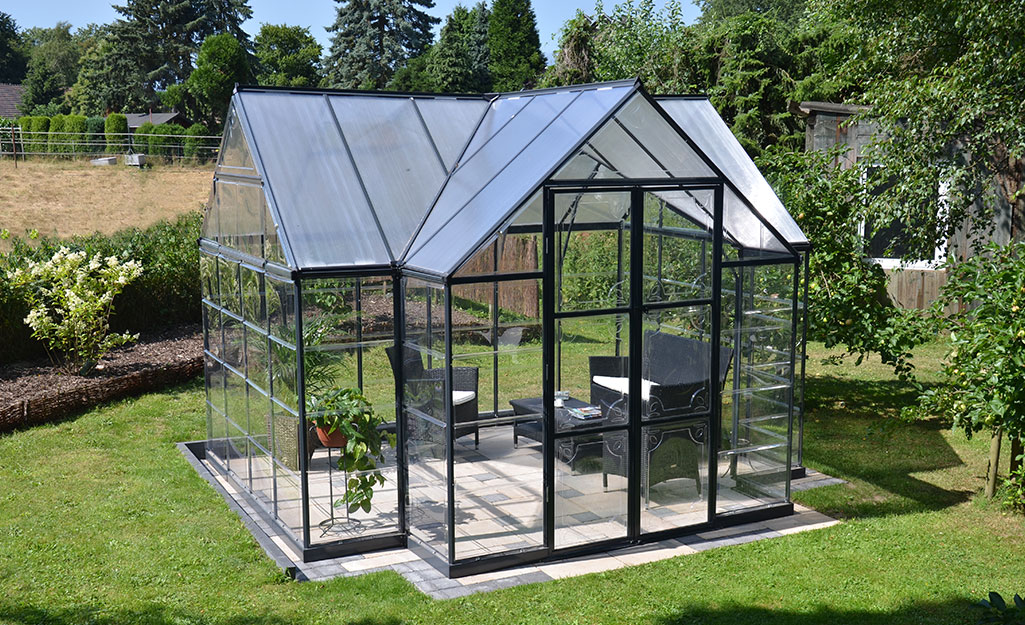 Greenhouse Ideas The Home Depot