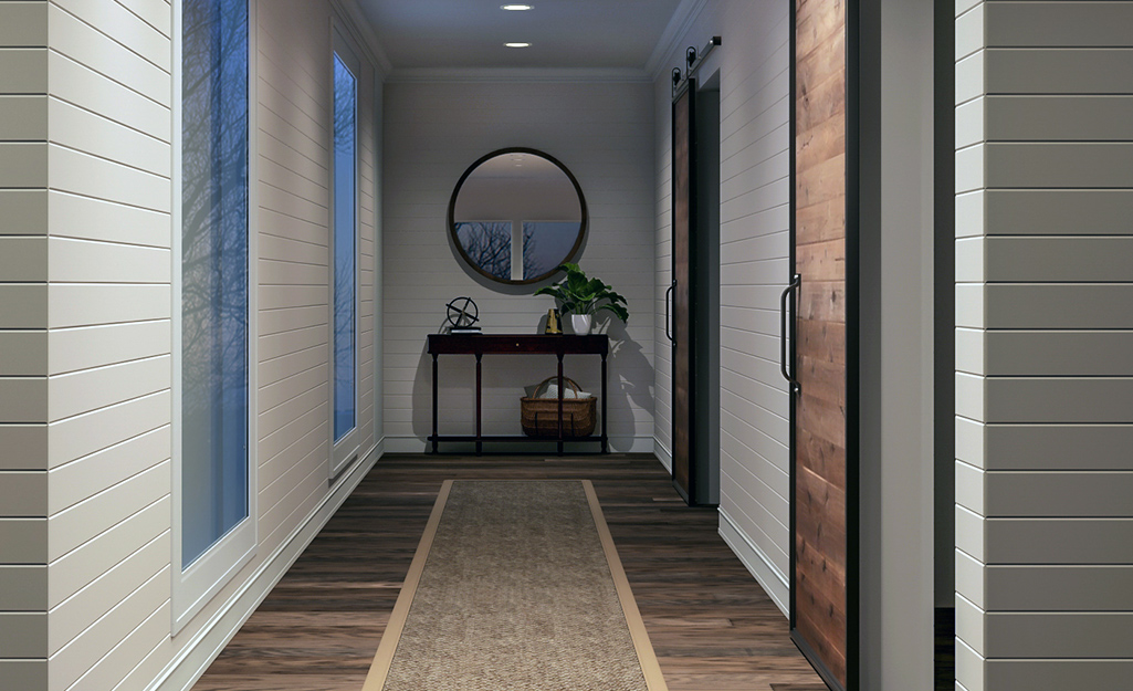 Home Hallway Design Ideas