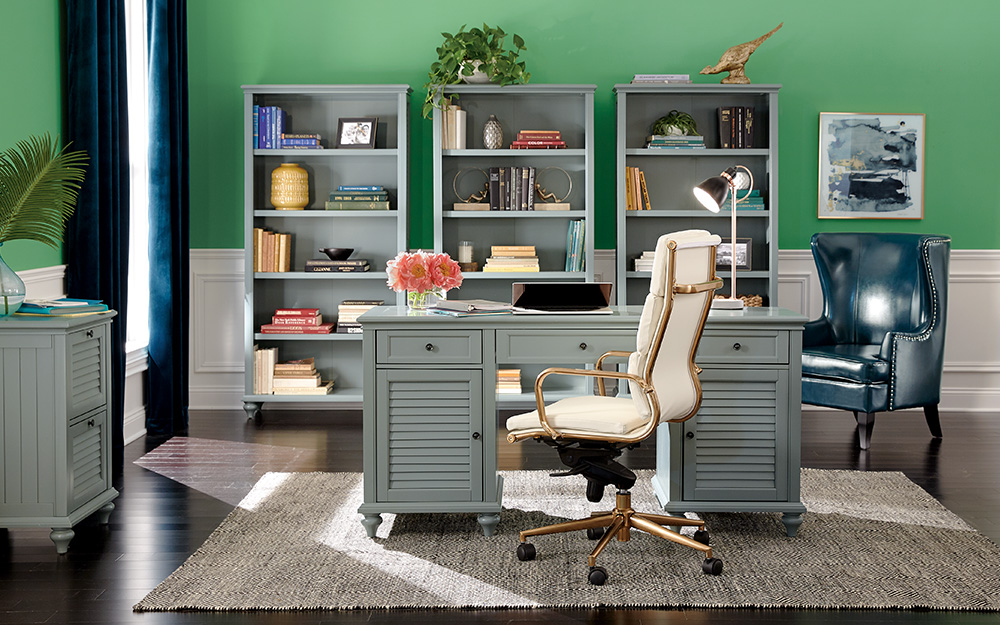 Creative Home Office Ideas The Depot