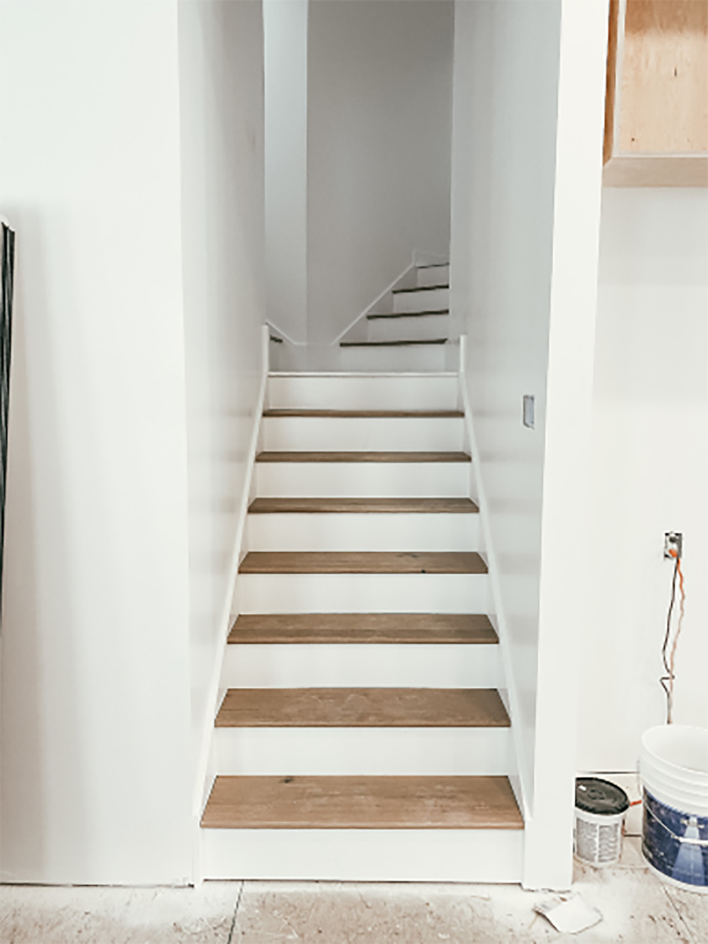 In home staircase