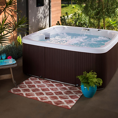 Plug N Play Hot Tubs Hot Tub Spas Home Saunas The Home Depot