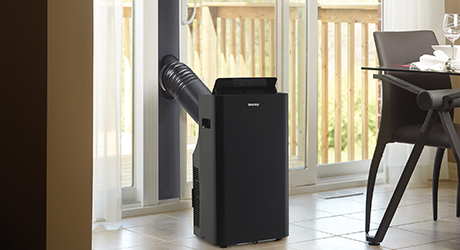How Portable Air Conditioners Work The Home Depot