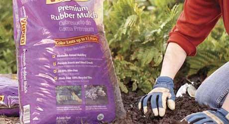 Choose mulch - Add Mulch Your Plants