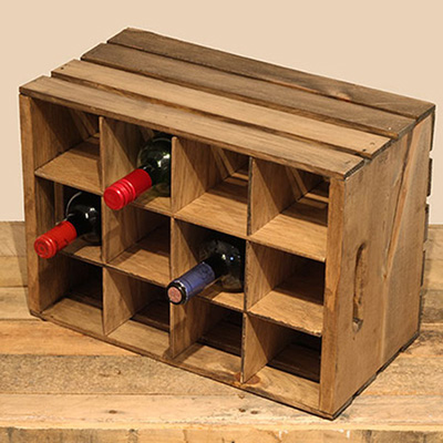 How to Build a Beverage Crate