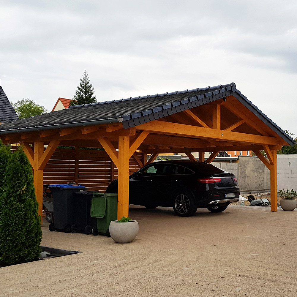 How to Build a Carport - The Home Depot