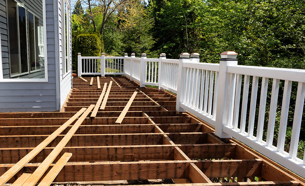 How to Build a Deck - The Home Depot