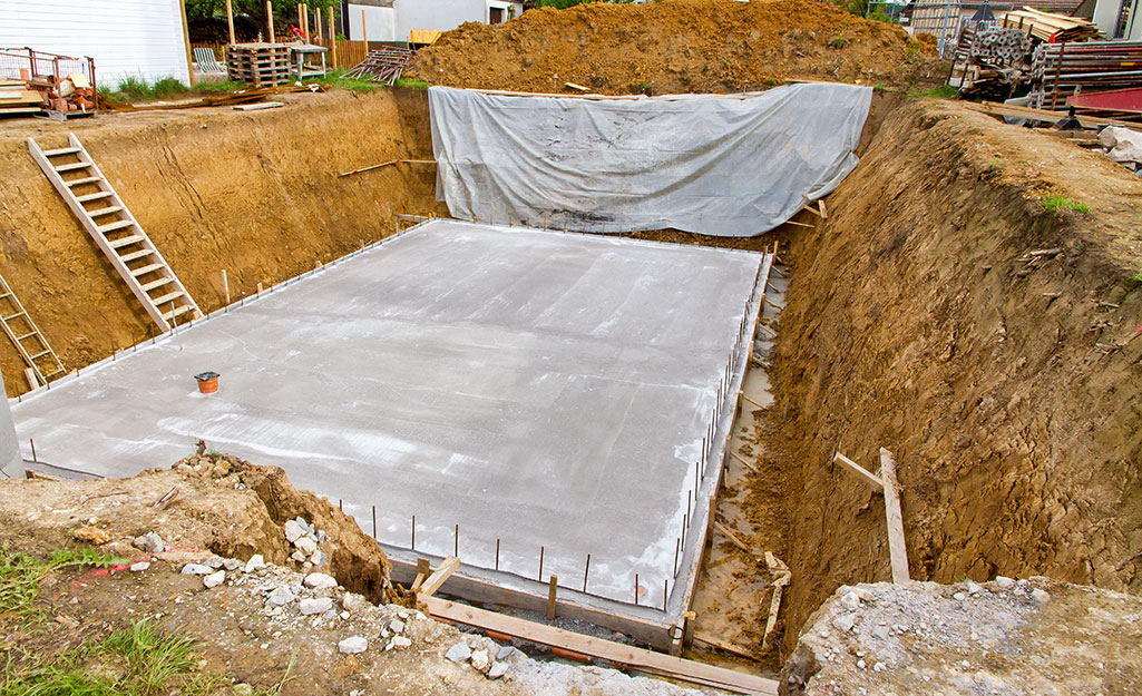 How To Build A Foundation The Home Depot