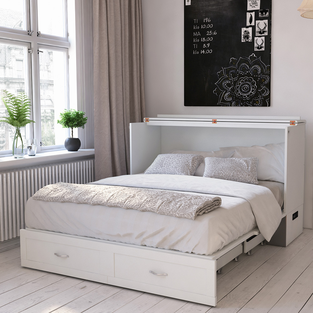 How To Build A Murphy Bed The Home Depot