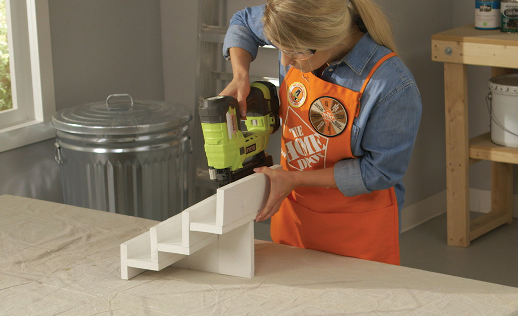 Build the Support/Spice Rack