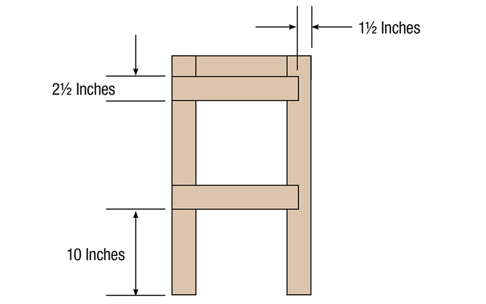 Diagram illustrates how to align the boards