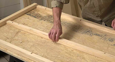 How To Build A Tv Stand The Home Depot