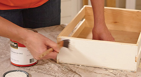 Paint - DIH Vegetable Crate