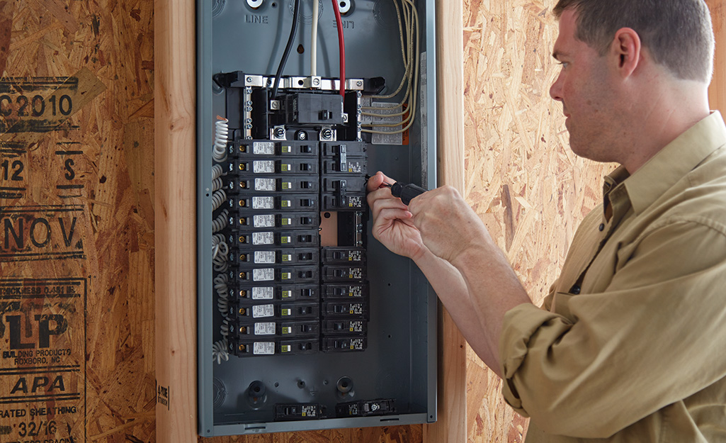How To Buy Electrical Panels The Home Depot