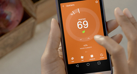 Smart/WiFi Thermostats