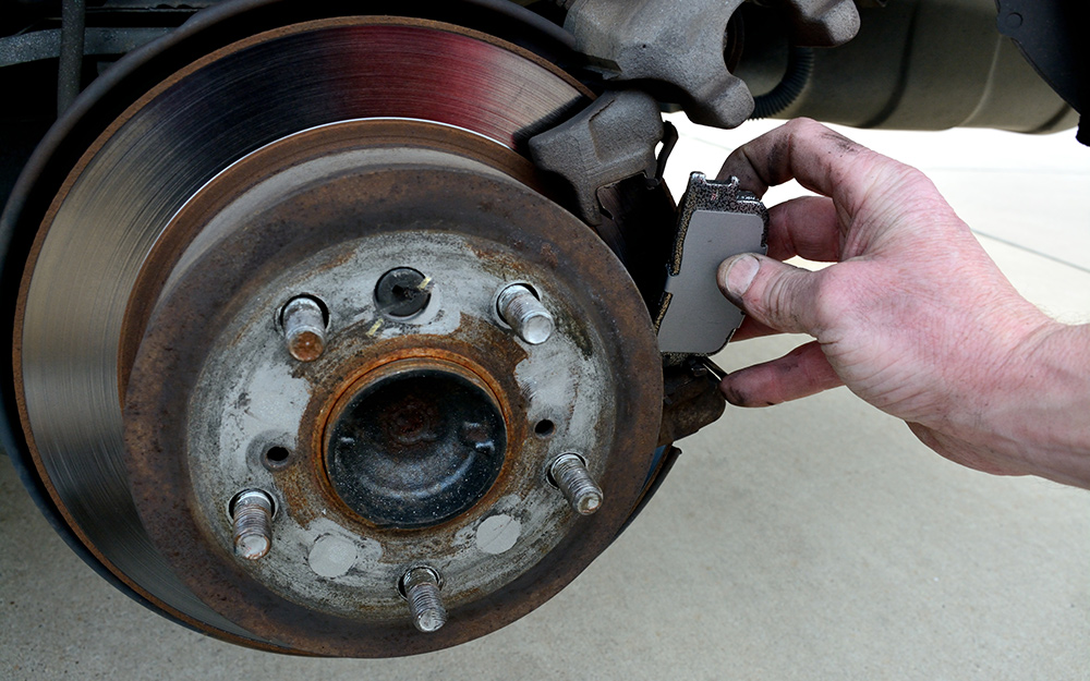 How To Change Brake Pads The Home Depot