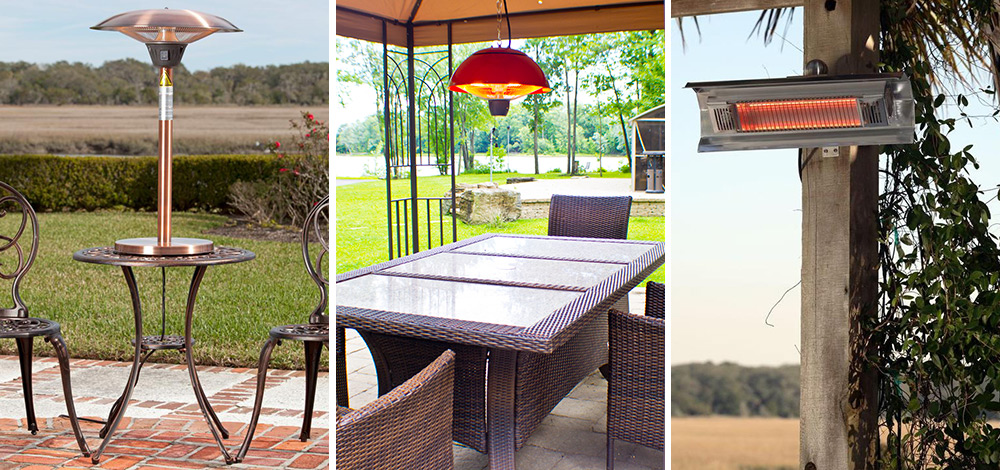 How To Choose A Patio Heater The Home