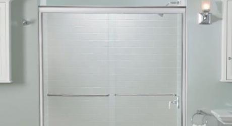 Bypass or sliding doors