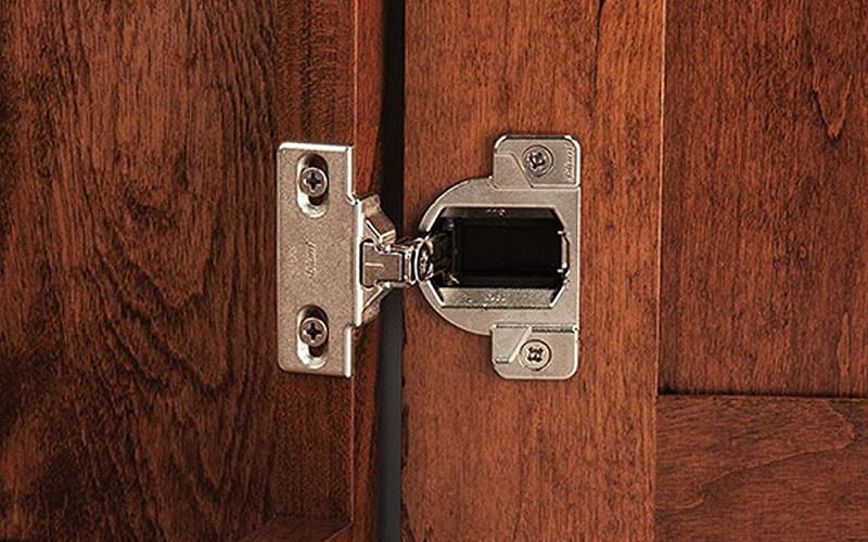 wood cabinet hinge