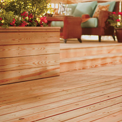 How To Choose The Best Decking Pattern And Design The Home Depot