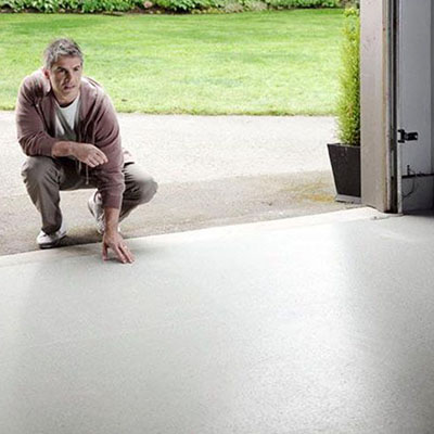 Paints & Stains for Your Concrete, Basement & Garage Floor