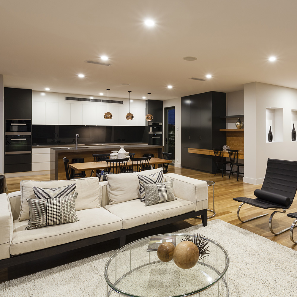 Where to Place Recessed Lights In Living Room Fresh Recessed ...