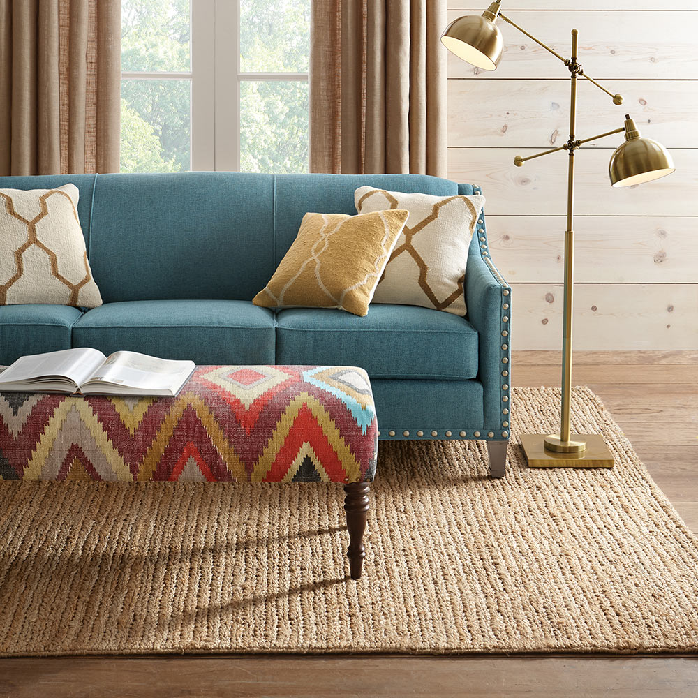 How To Clean A Jute Rug The Home Depot