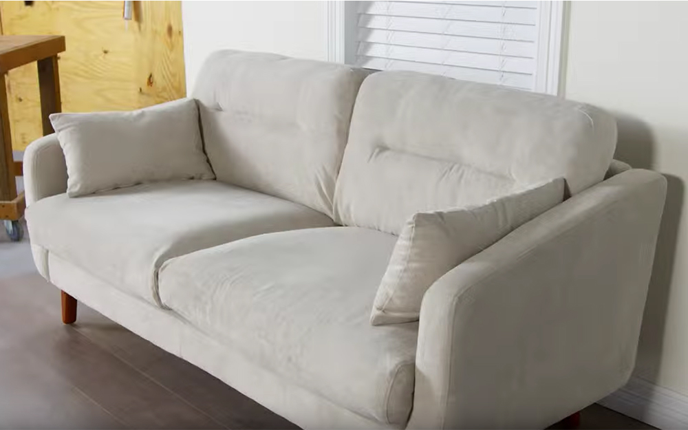 Super How To Clean A Microfiber Couch The Home Depot Uwap Interior Chair Design Uwaporg