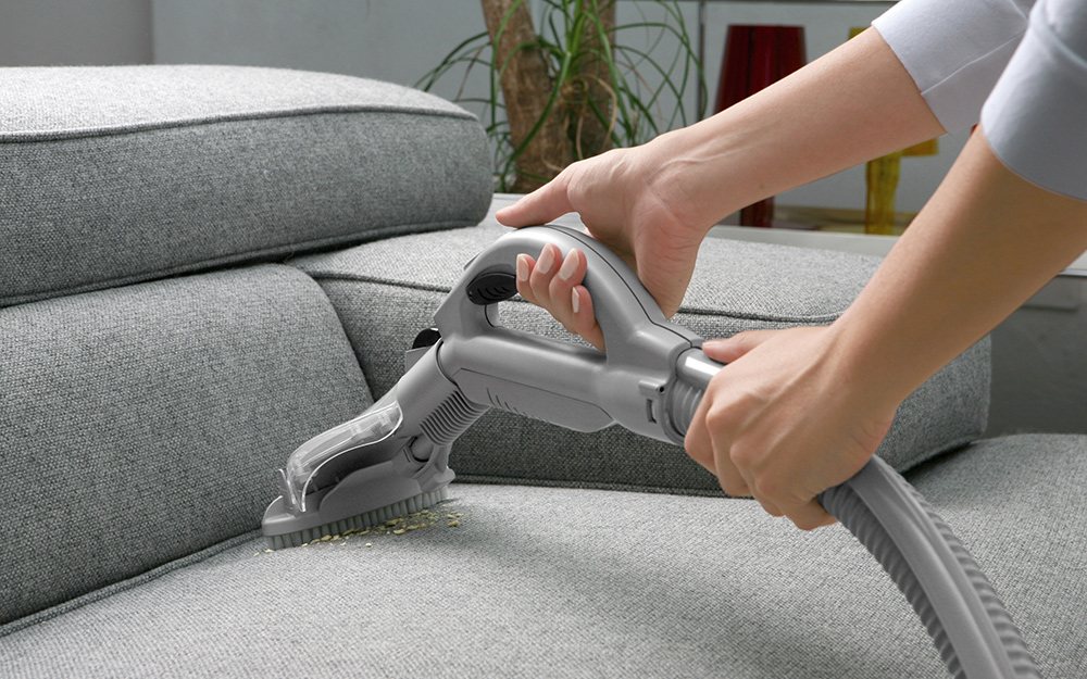 Magnificent How To Clean A Microfiber Couch The Home Depot Uwap Interior Chair Design Uwaporg