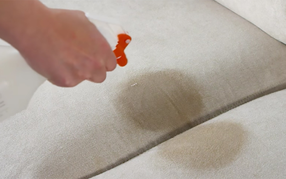 Fantastic How To Clean A Microfiber Couch The Home Depot Uwap Interior Chair Design Uwaporg