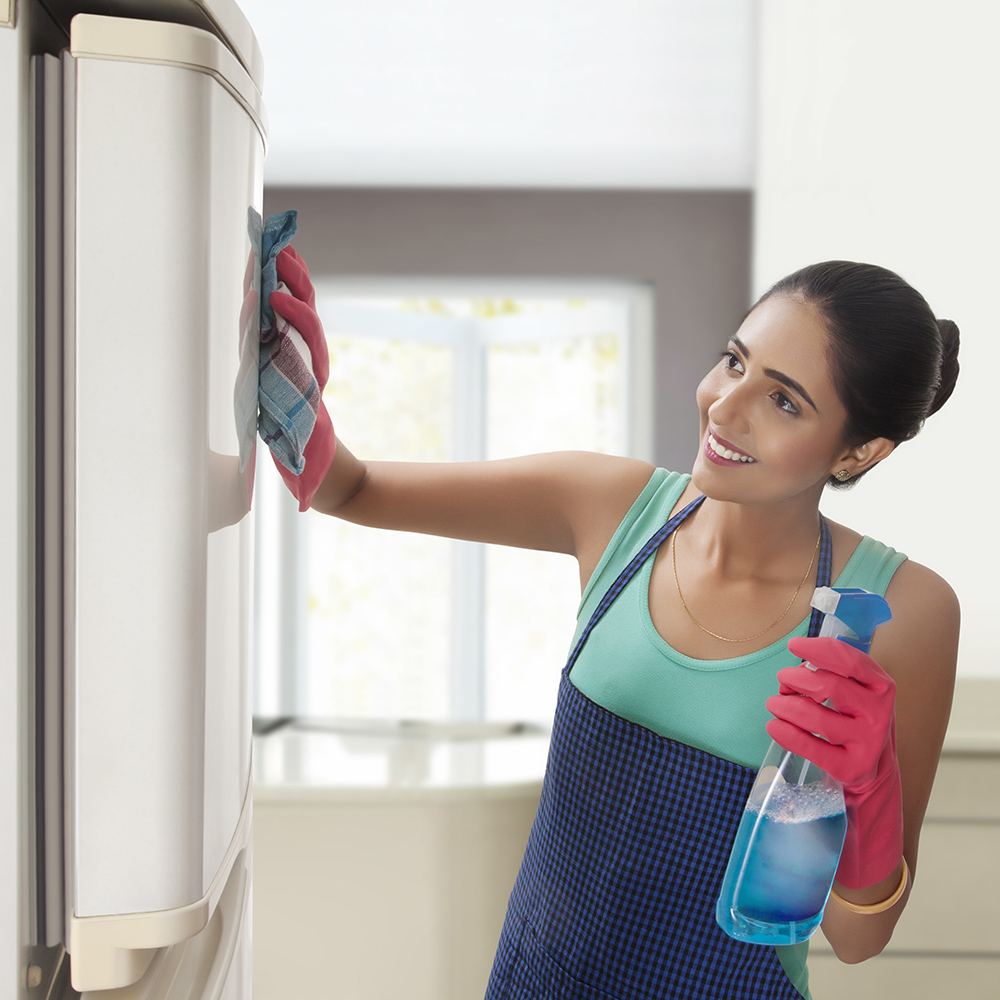 How To Clean A Refrigerator The Home Depot