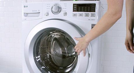 How to Clean a Washing Machine - The Home Depot